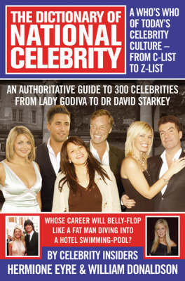 The Dictionary of National Celebrity