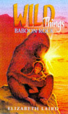 Baboon Rock #2      (Wild Things)