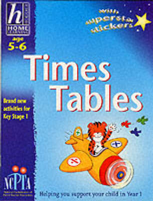 TIMES TABLES (AGE 5-6)