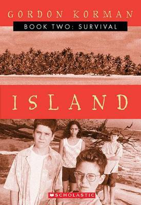 Survival: Island #2 - out of print