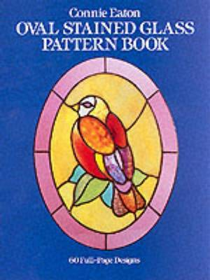 Oval Stained Glass Pattern Book