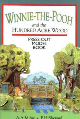 Winnie the Pooh and the Hundred Acre Wood Press-Out Model Book