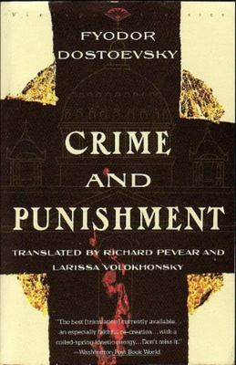 Crime and Punishment : A Novel in Six Parts with Epilogue