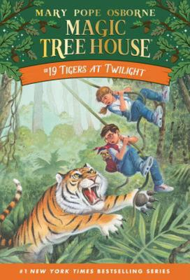 Tigers at Twilight (Magic Tree House #19)