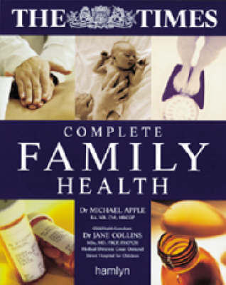 """""""The Times"""" Complete Family Health"""