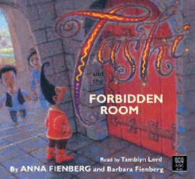 Tashi and the Forbidden Room (CD)