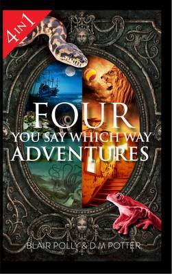 Four You Say Which Way Adventures (Bind Up)