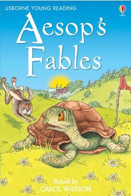 Aesops Fables (Usborne Young Reading Book & CD)