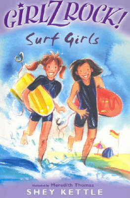 Surf Girls (Girlz Rock! #10)