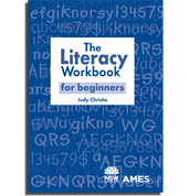 The Literacy Workbook for Beginners - Workbook & Audio CD