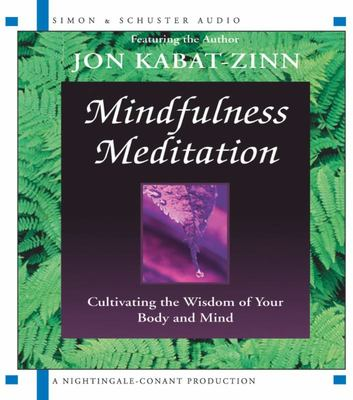 Mindfulness Meditation (2CD) - Jon Kabat-Zinn
