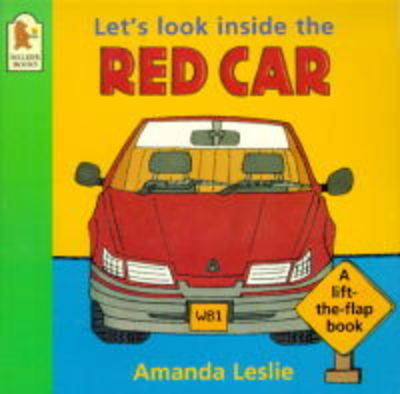 Lets Look Inside Red Car  (PB)
