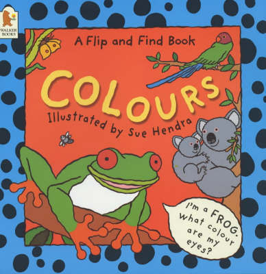Flip and Find: Colours
