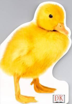 Jumbo Shaped Board Book: Duckling