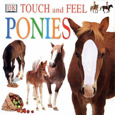 DK Touch and Feel : Ponies