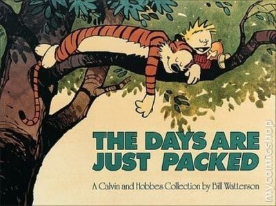 Calvin and Hobbes The Days are Just Packed (Calvin and Hobbes Series #12)