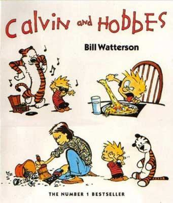 Calvin and Hobbes (Book One)