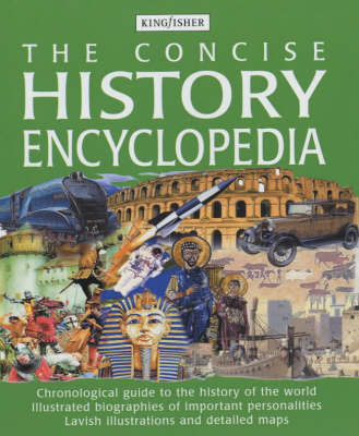 The Concise History Encyclopedia