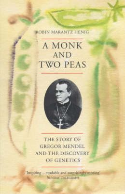 Monk & Two Peas A