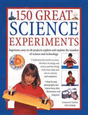 150 Great Science Projects