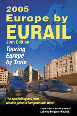 Europe by Eurail 2005 29ed