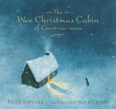 Wee Christmas Cabin of Carn-na-ween