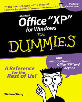Office XP for Windows for Dummies