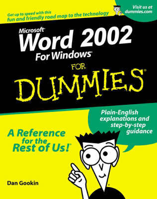 Word 2002 for Dummies