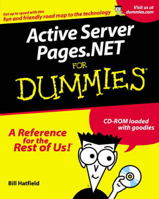 Active Server Pages.Net for Dummies