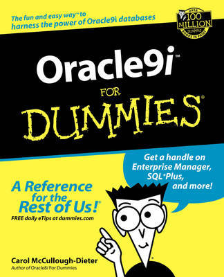 Oracle 9i for Dummies