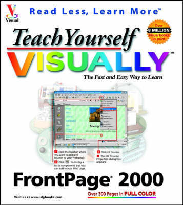 Teach Yourself FrontPage 2000 Visually