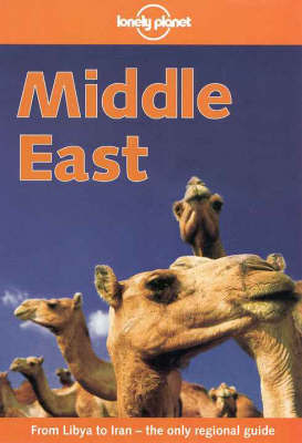 Lonely Planet : Middle East (3rd edition)