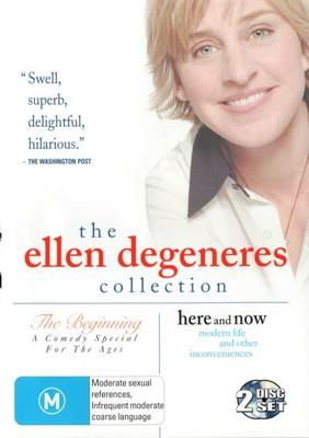 Large the ellen degeneres collectiondvd