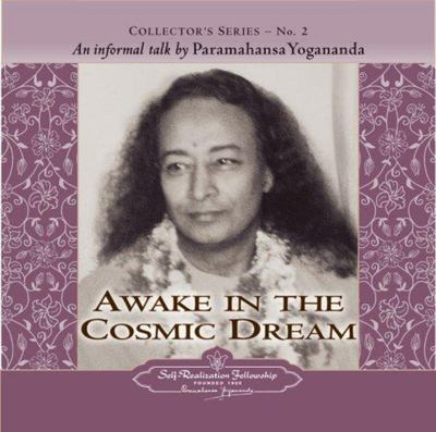 Awake in the Cosmic Dream (CD)
