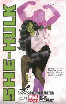 She-Hulk Volume 1 Law and Disorder
