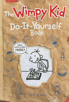 The Wimpy Kid Do-It-Yourself Book ( Diary of a Wimpy Kid )