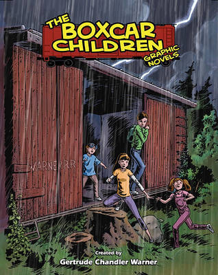The Boxcar Children - Box Car Kids Graphic Novel #1