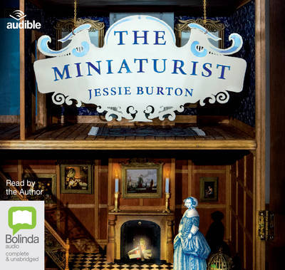 The Miniaturist audio cd