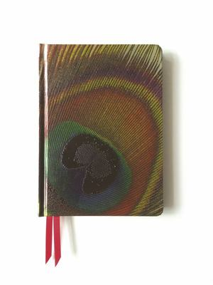 Peacock Feather (Foiled Journal)