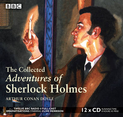 The Adventures of Sherlock Holmes audiocd