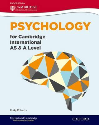 Psychology for Cambridge International AS & A Level
