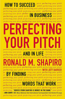 Perfecting Your PitchHow to Succeed in Business and in Life by Finding Words That Work