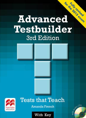 Advanced Testbuilder 3rd Edition Student's Book Pack with Key