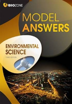 Environmental Science - Model Answers