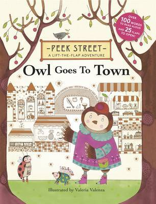 Owl Goes To Town