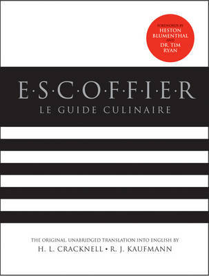 EscoffierThe Complete Guide to the Art of Modern Cookery, Revised