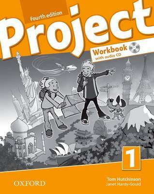 Project 1 4ed: Workbook with Audio CD