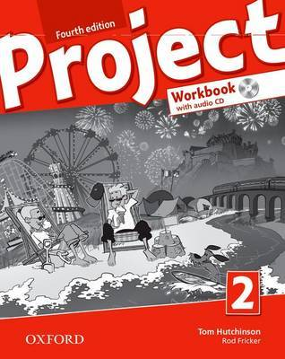 Project 2 4ed: Workbook with Audio CD