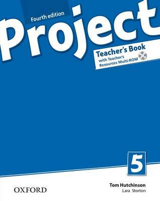 Project 5 4ed: Teacher's Book with Multi-ROM