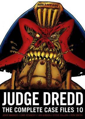 Judge Dredd (Complete Case Files #10)